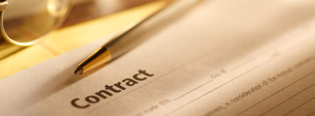 california contract law attorney